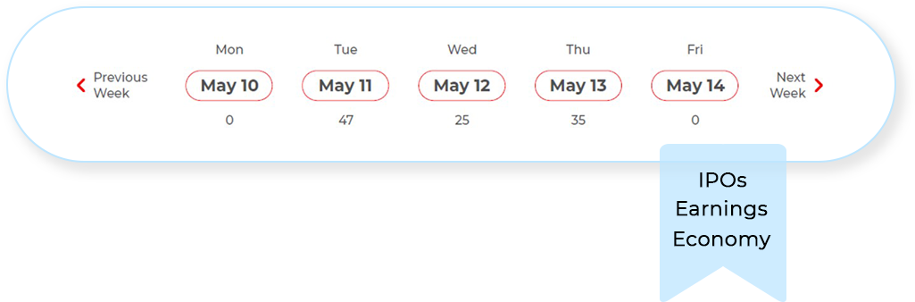 Track Calendars